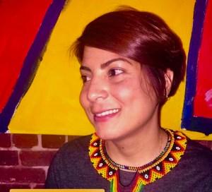 A photograph of Alexa Simone.